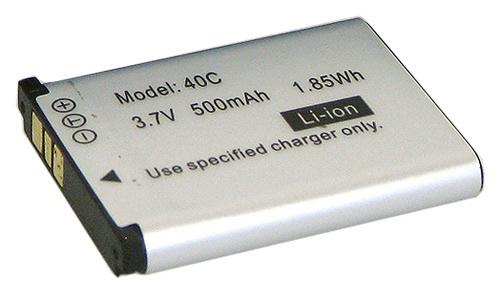 Аккумулятор модель 40с для видеорегистратора купить