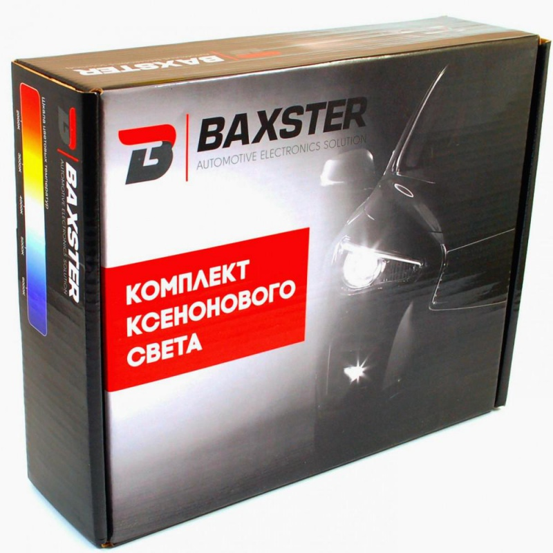 Фото Baxster HB3 5000K