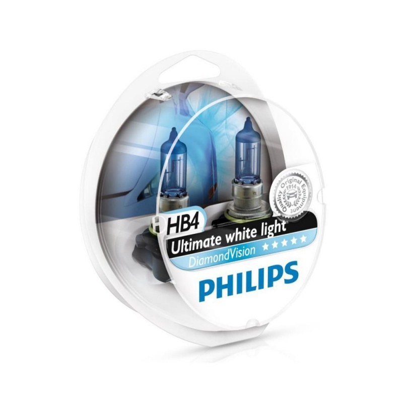 Фото Philips HB4 Diamond Vision 2шт/блистер 9006DVS2