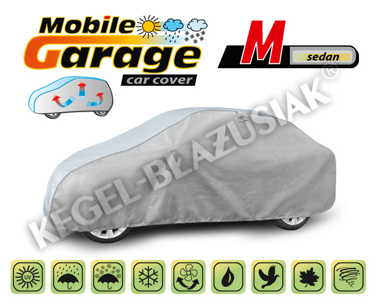 Фото Kegel-Blazusiak Mobile Garage M Sedan