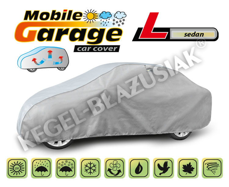 Фото Kegel-Blazusiak Mobile Garage L Sedan